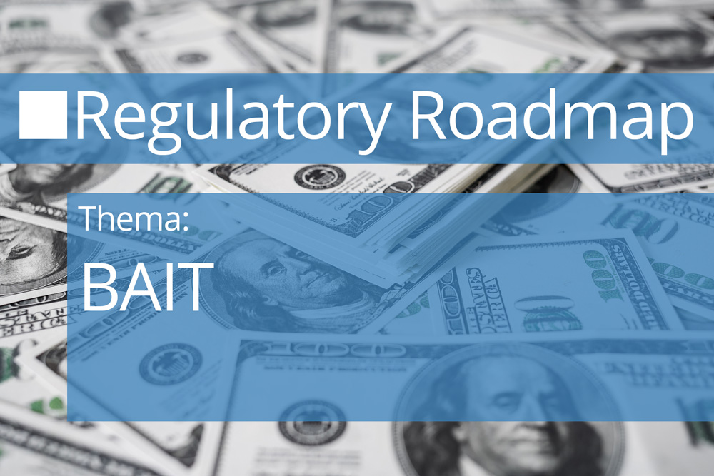 Regulatory Roadmap BAIT