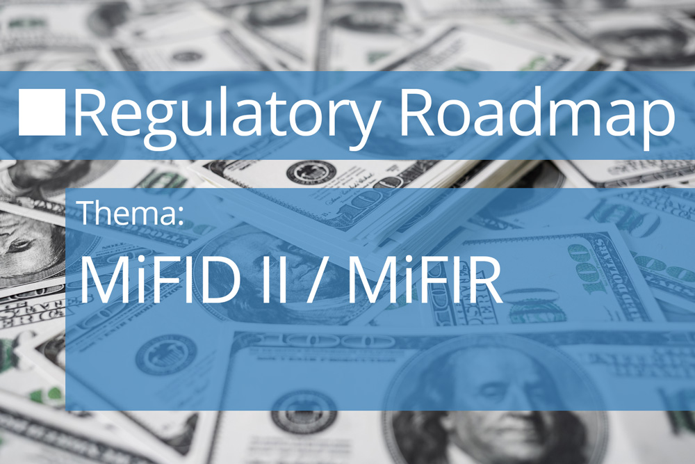 Regulatory Roadmap MiFID II