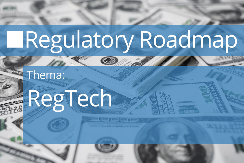 Regulatory Roadmap RegTech